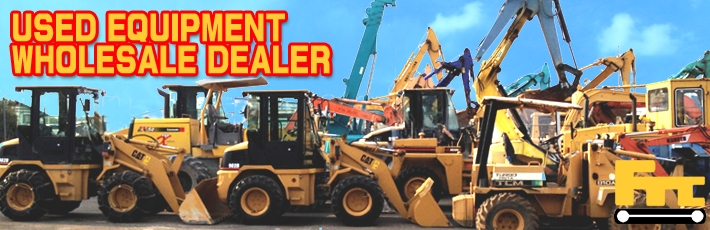 USED CONSTRUCTION EQUIPMENT &